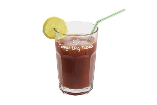 Cocktailglas mit Gravur (Beispiel)
