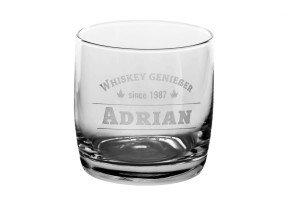 Whiskeyglas-mit-Gravur