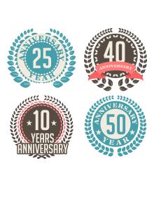 Jahrestag & Jubiläum