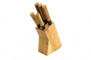 Messerblock mit 5 Messern