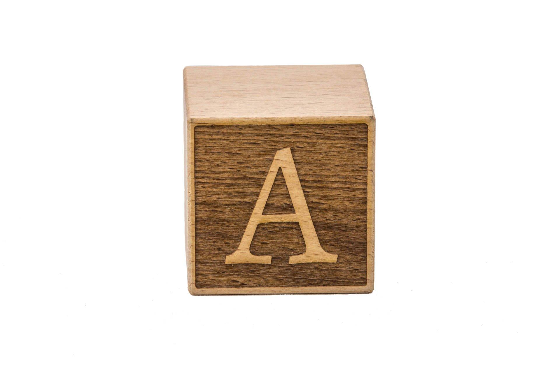 buchstabenw rfel aus buchenholz mit laser gravursneg schnell noch ein. Black Bedroom Furniture Sets. Home Design Ideas