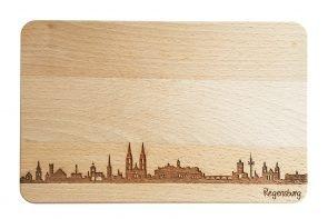 Skyline Regensburg