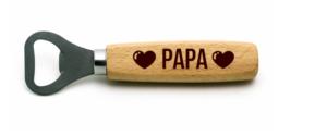 Flaschenöffner Vatertagsgeschenk